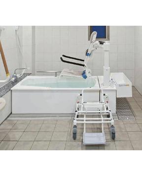 介護浴槽 個粋(こいき)チルト